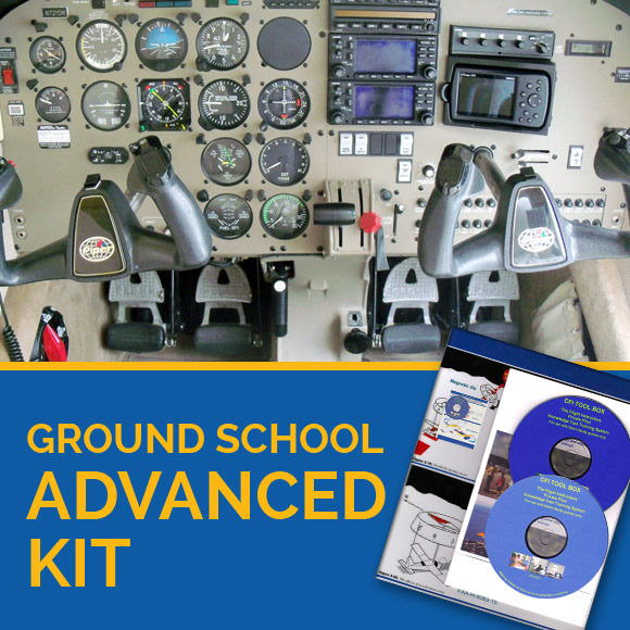 cfi ground school advance kit